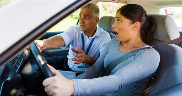 Вместе с мужем за рулём. . Или Ужасы втроём