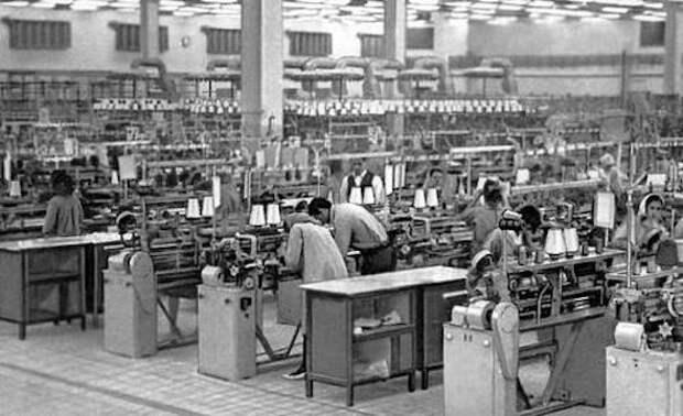 Владимир Карасёв: Индустриализация в БССР