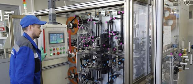 Серийное производство чип-конденсаторов для электроники запустили в Удмуртии