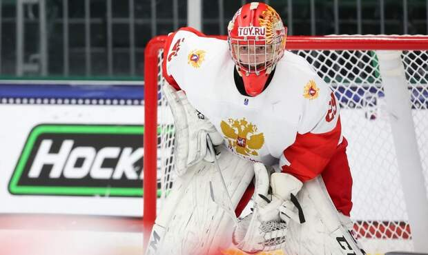 Сборная Канады выигрывает у России после двух периодов в финале ЮЧМ-2021 — 4:2