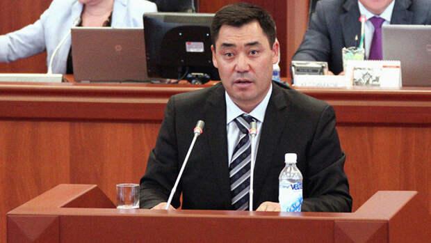Президент Киргизии заявил о тяжелейшей экономическом кризисе