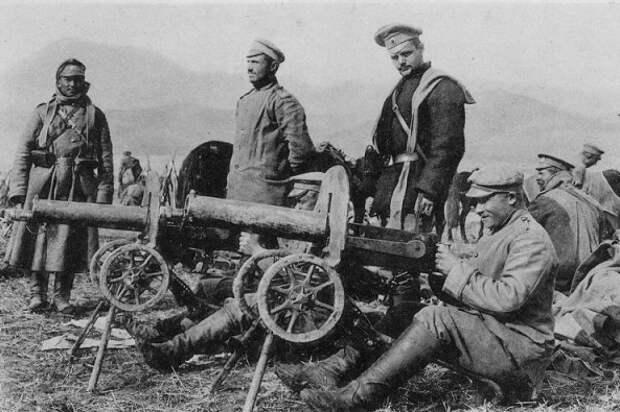 Сарыкамышское сражение: как русские войска разбили 120 тысяч турок