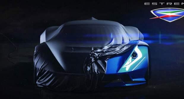 Представлен 2040-сильный итальянский электрический гиперкар Estrema Fulminea