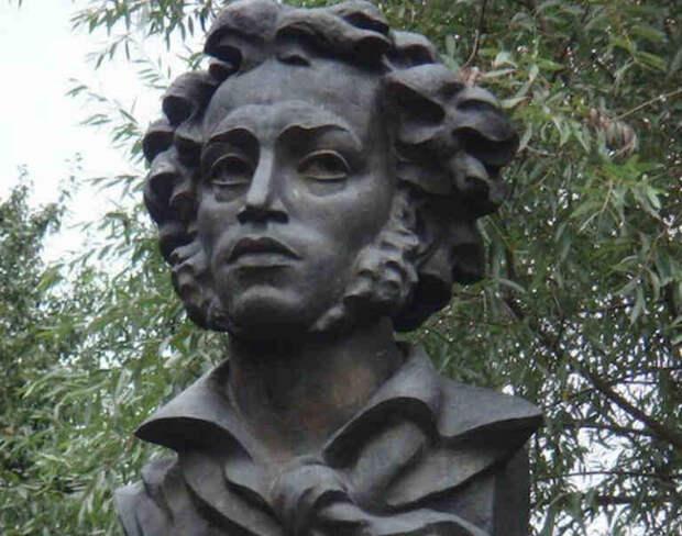 Скоро ли мы увидим Пушкина на «Миротворце»?