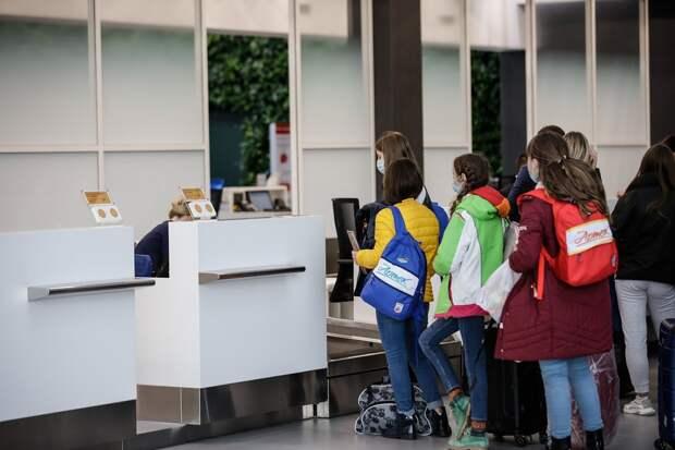 Дети из других регионов смогут приехать в Крым для участия в конкурсах и соревнованиях
