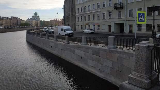 Петербургские каякеры спасли напуганного кота из канала Грибоедова