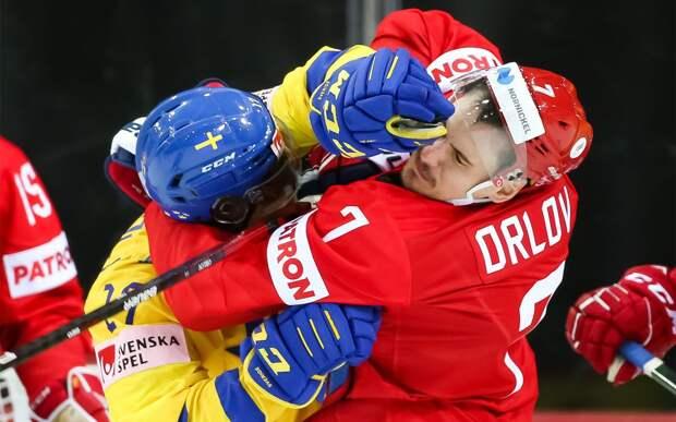 Орлов: «Всегда, когда приезжаешь в сборную, хочется только выигрывать»