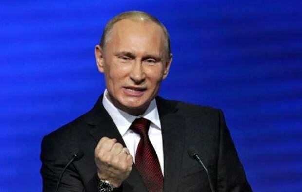 Комментарии иностранцев на слова Путина: «Мы выбьем зубы всем, кто захочет чего-то от нас откусить»