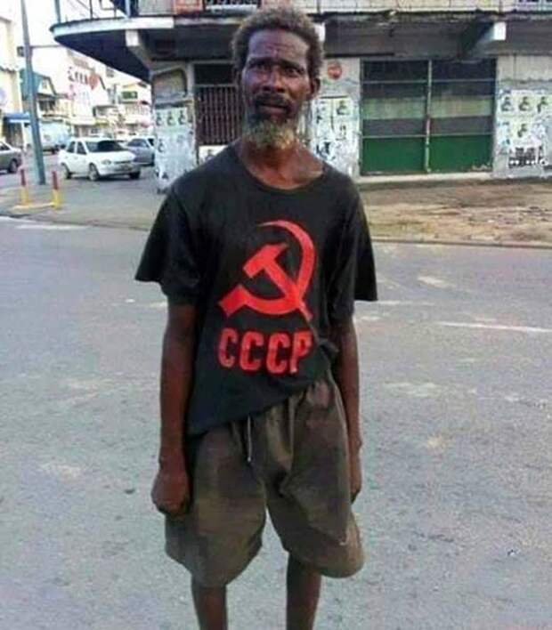 Негры в СССР