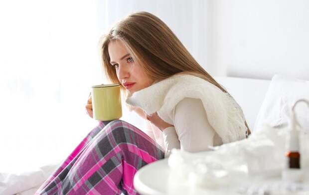 Простые средства от сезонных недугов: простуды, бессонницы и хандры