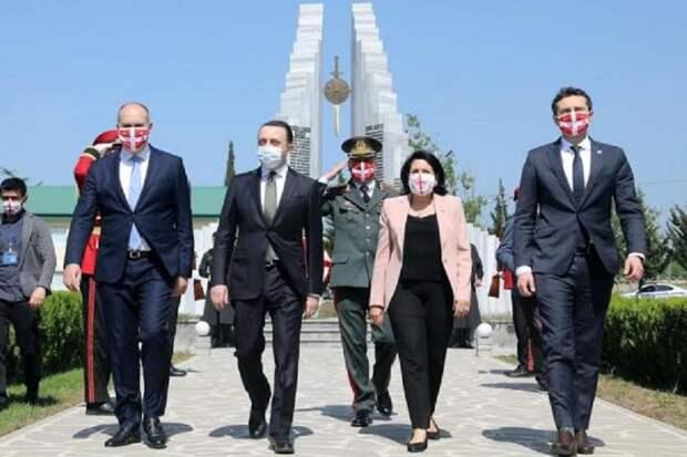 Зурабишвили заявила о сотнях лет грузинской армии