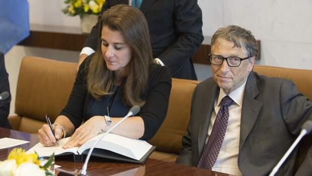 Газета NYT сообщила о контактах Билла Гейтса с женщинами в тайне от супруги