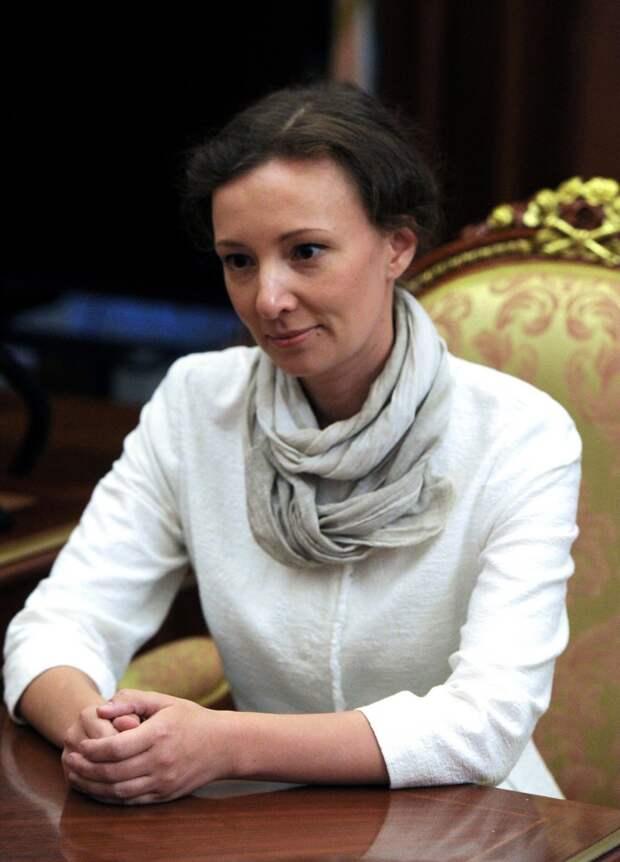 Кузнецова ответила на поручение Путина проконтролировать изъятие детей из семей