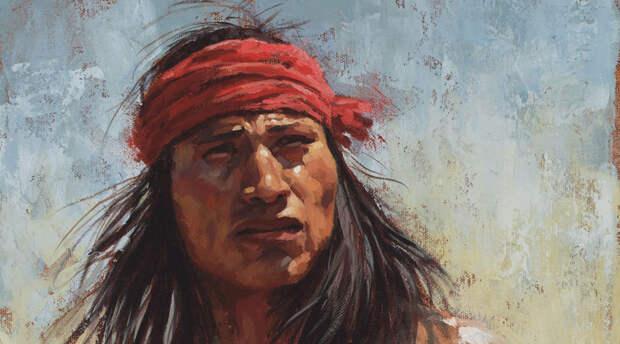 Апачи Племена апачей боролись против мексиканских индейцев в течение многих столетий. Чуть позже, они применили свои навыки против белого человека и долгое время успешно удерживали свои территории. Апачи устроили настоящий террор на юго-западе Соединенных Штатов и военная машина огромной страны была вынуждена сосредоточить свои усилия только на этом племени.