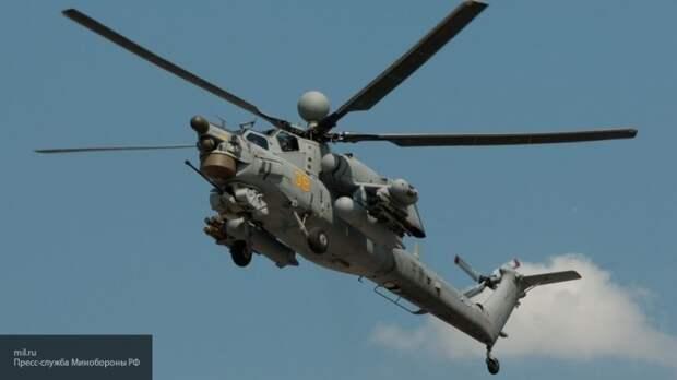 Управление дорнами и неуязвимость экипажа: названы главные преимущества вертолета Ми-28НМ