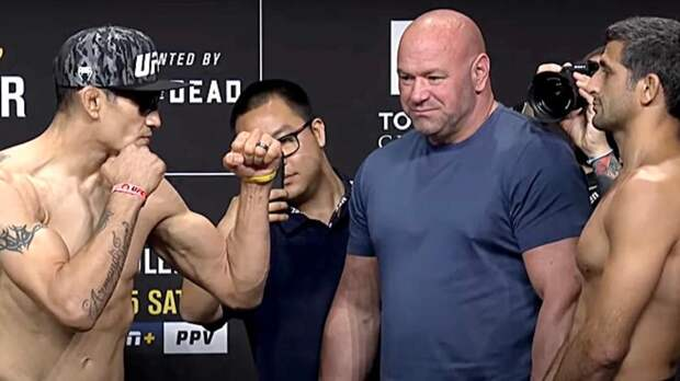 Дариуш единогласным решением судей победил Фергюсона на турнире UFC