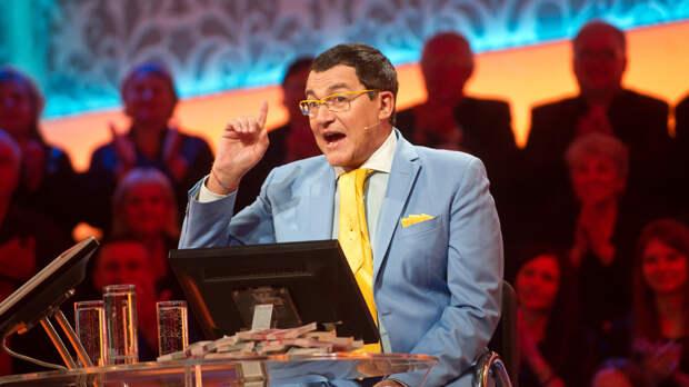Ведущего шоу «Кто хочет стать миллионером?» Диброва много раз пытались подкупить