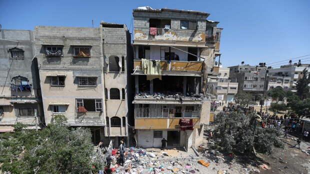 ХАМАС заявило о гибели одного из лидеров боевого крыла в секторе Газа