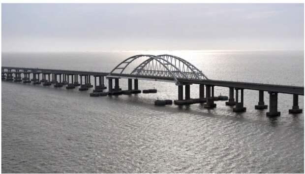 Киев грозит трибуналом Москве из-за Крымского моста. В России на претензию развели руками