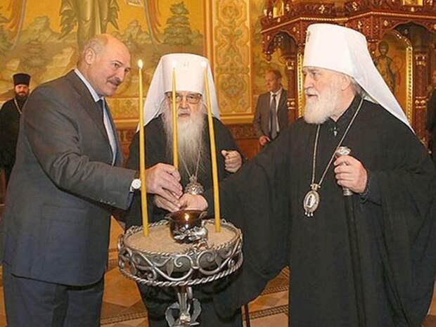 Архиепископа в Белоруссии сняли с должности за критику властей