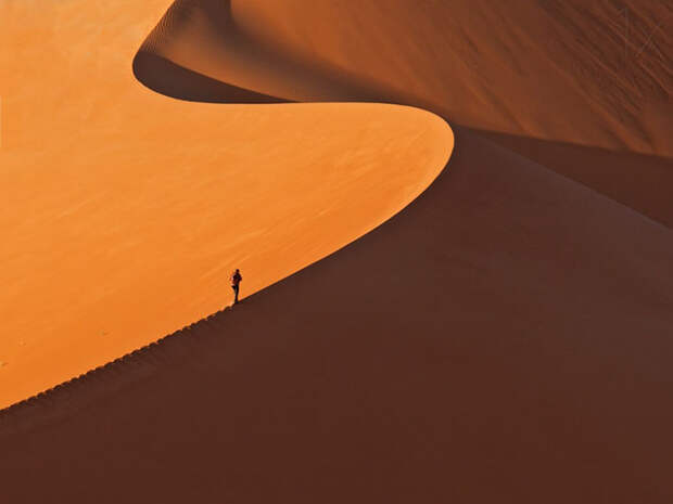 Фотографии, доказывающие, что человек — песчинка в этом мире