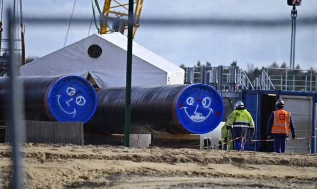"Госдума обозначила сроки пуска газа по ""Северному потоку-2"""