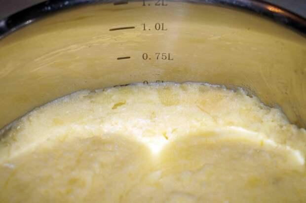 Блины картофельные дрожжевые