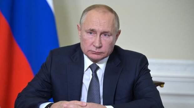 Американский телеканал придумал обзывательство Путину после замечания журналистке CNBC