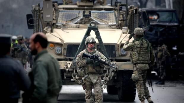 В Пентагоне не исключают, что подразделения ВС США вернутся в Афганистан