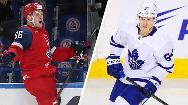 Пока Коршков играет в России, его обменяли из «Торонто». От этой сделки пострадает олимпийский чемпион Барабанов