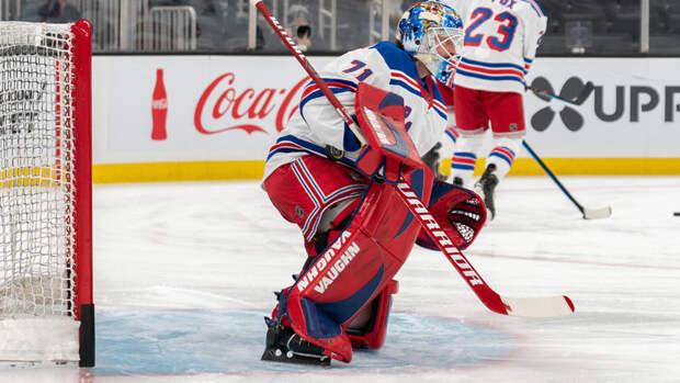 Гол Кравцова итри результативные передачи Бучневича помогли «Рейнджерс» обыграть «Бостон»