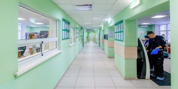 Детская поликлиника на Коптевском закрывается на капремонт