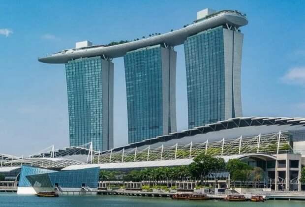 Самые красивые и популярные небоскребы в мире