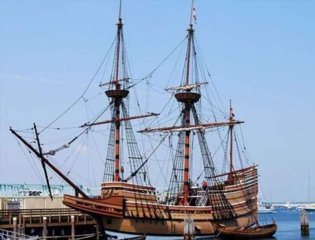 Автономный корабль повторит поход 400-летней давности, но зачем? (5 фото)