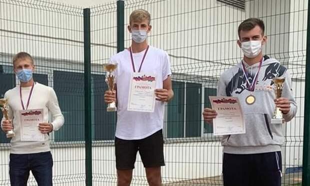 Лучшие на корте: в Краснодарском крае состязались теннисисты