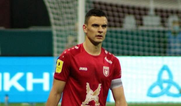 Слуцкий оставил Уремовича иШатова взапасе наматч «Рубина» с«Арсеналом»