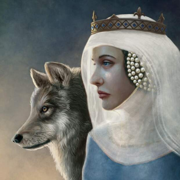 """Королева Изабелла: как """"Французская Волчица"""" совершила переворот в Англии?"""