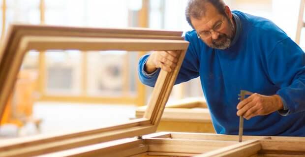 Мастерим финские окна своими руками