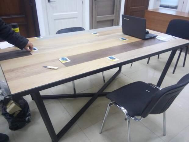 Результат . дизайн, рукожопство, своими руками, сделай сам, стол
