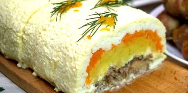 Всеми обожаемый салат еще с советских времен! Не стареет, а наоборот, набирает популярности