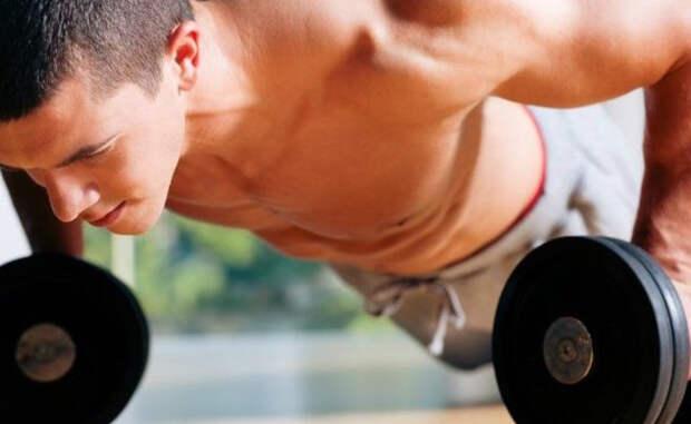 Тяжести Работа с весами в зале — основной бустер тестостерона. Тело реагирует на повышенную нагрузку однозначным образом: начинает вырабатывать гормон, который помогает нам с ней справиться. Мышцы под воздействием тестостерона учатся адаптироваться и растут, уровень повседневной агрессии (а значит, и уровень кортизола) падает. Не занимаетесь в тренажерном зале — не удивляйтесь, почему ваше либидо нужно искать с увеличительным стеклом.