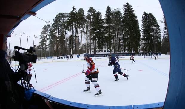Открытие 11-го сезона Ночной хоккейной лиги состоится вТюменской области