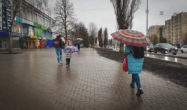 Сдождя иветра начнется неделя вТюмени