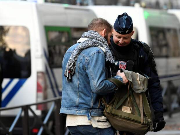 Почему провалился «переворот» во Франции 8 декабря