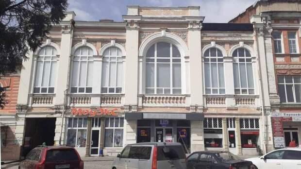 Облик старейшего кинотеатра намерены восстановить вНовочеркасске