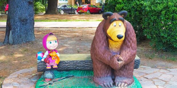 По сериалу «Маша и Медведь» снимут полнометражный мультфильм