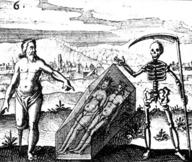 МЫ ИХ ЧИТАЕМ В ПЕРЕВОДЕ. Джон Донн. Дуэль со смертью (Ч. 4)