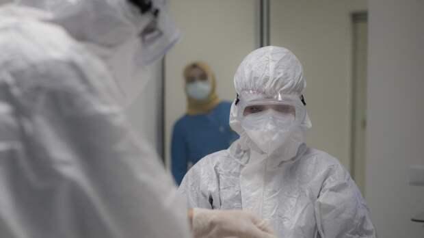 Коронавирус выявили у 8419 человек в РФ за сутки