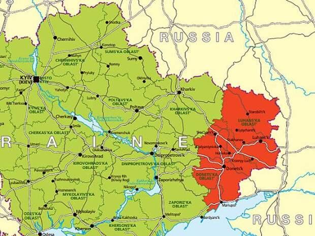 В Киеве объяснили, почему нет смысла ждать прогресса на переговорах по Донбассу
