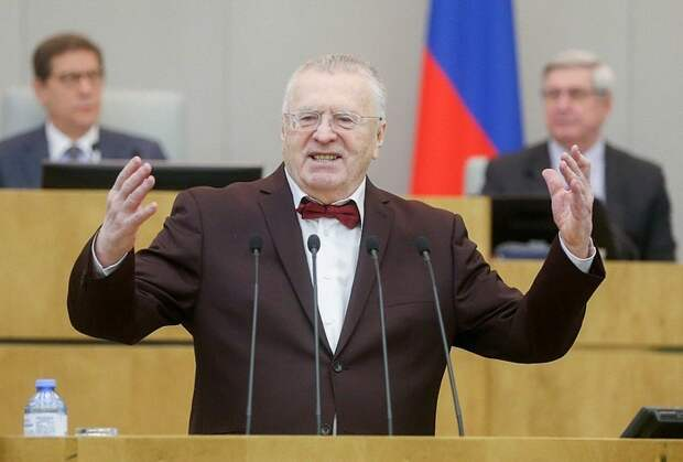 Жириновский: Запад мечтает сокрушить нашу страну